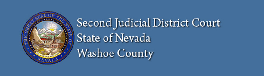 Second Judicial District Court, State of Nevada, Washoe County