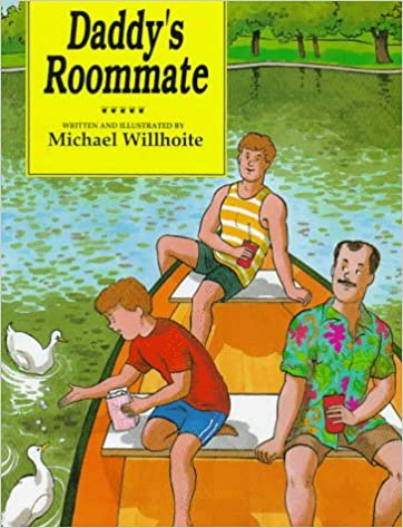 Daddy's Roommate, book cover