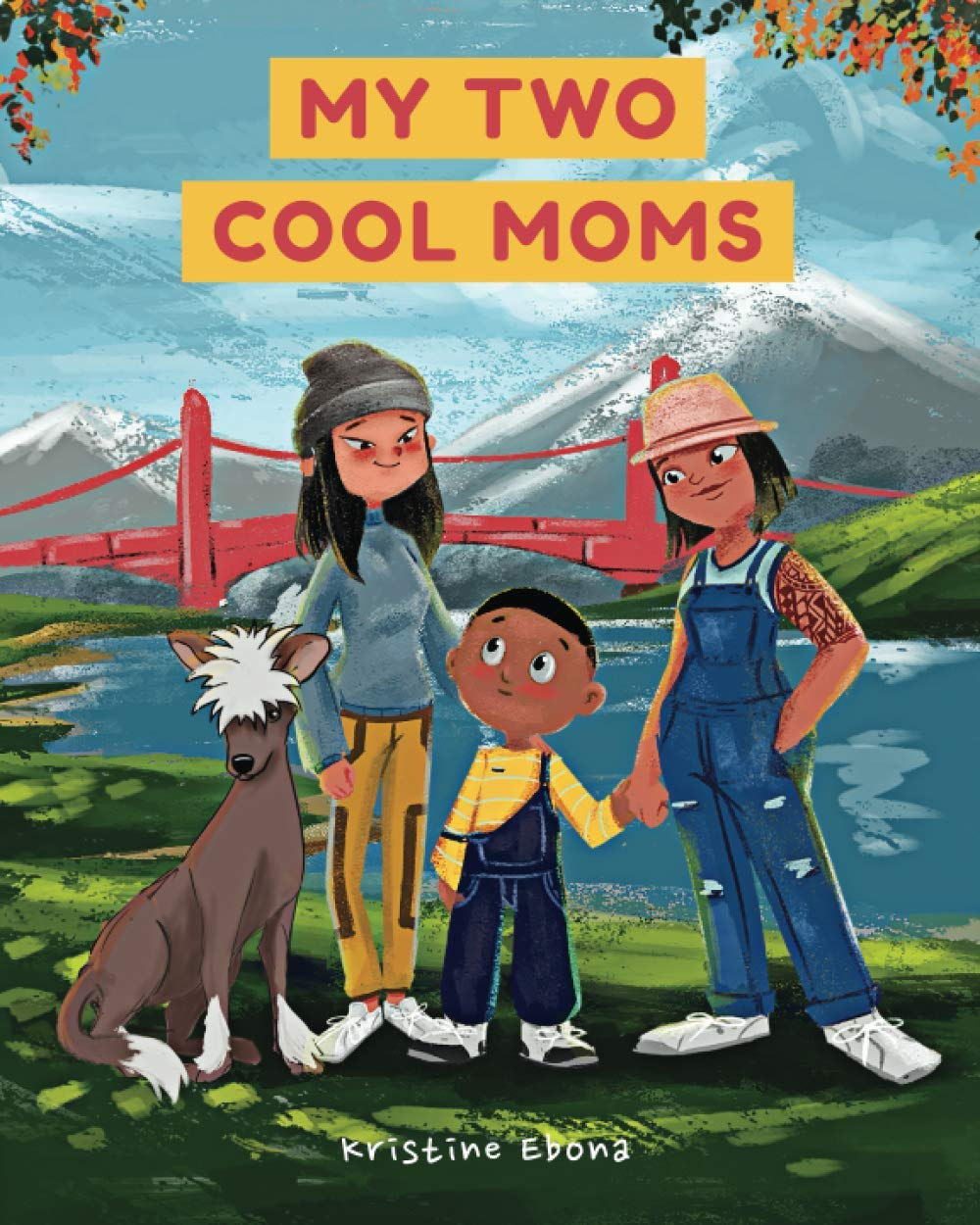 My Two Cool Moms, book cover