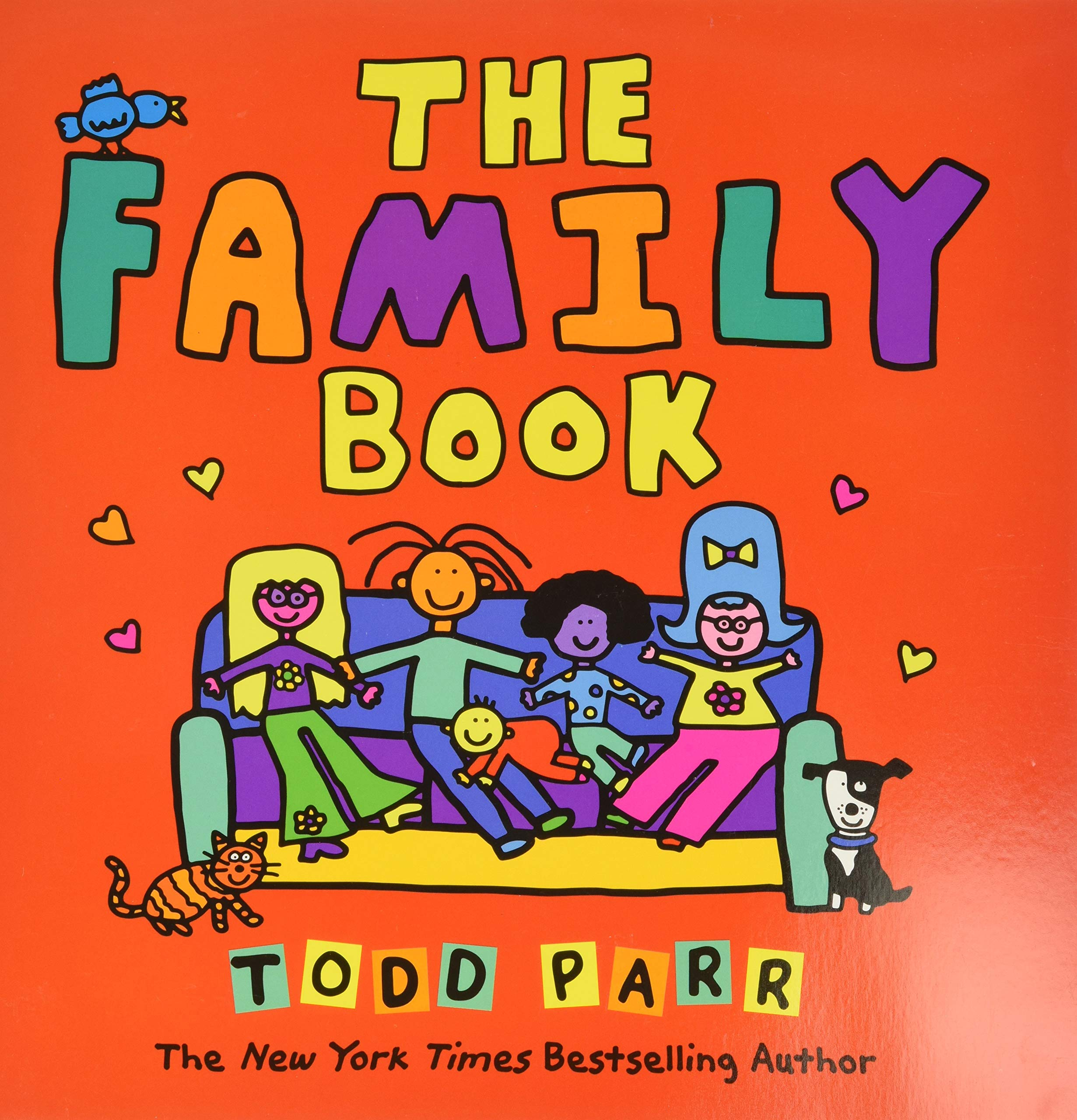 The Family Book, book cover